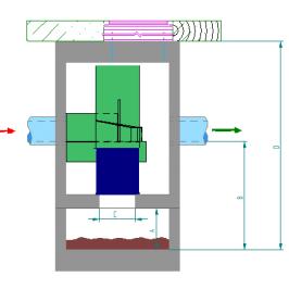 Separador Hidrodinamico dimensiones
