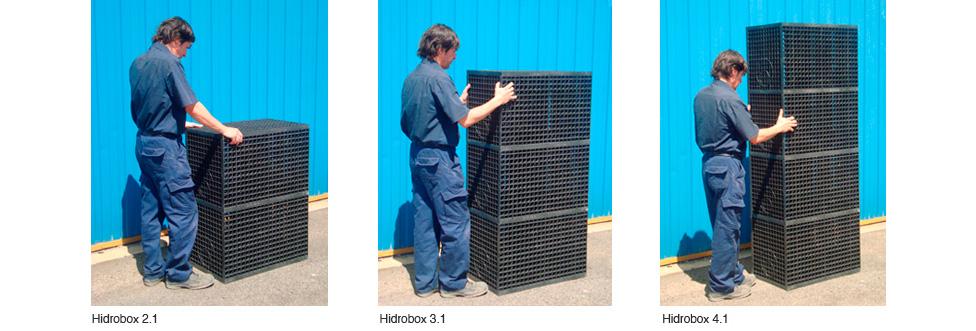 SUDS- Hidrobox