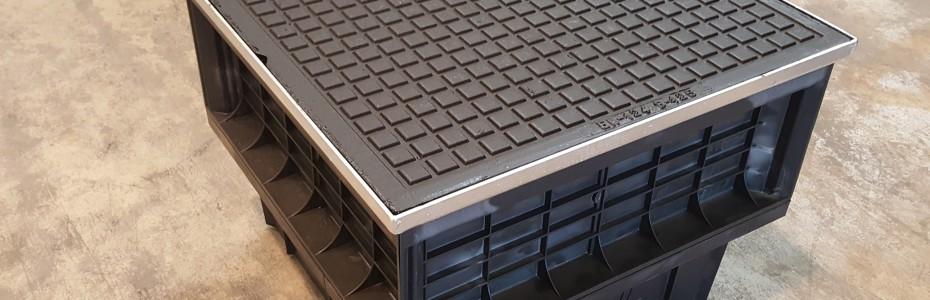 Caixas de passagem modulares TELECOM